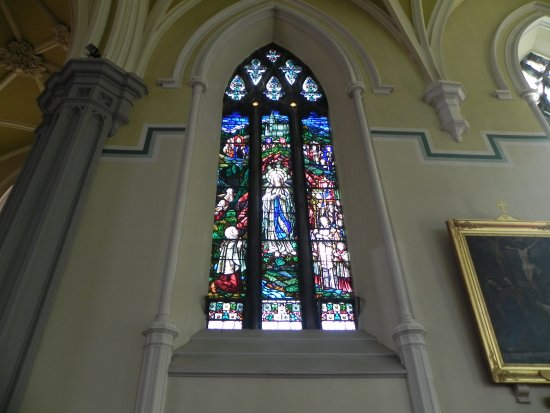 Tuam, Ireland: window