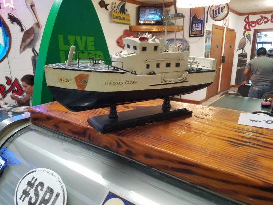 Port Isabel, تكساس: Joe's Oyster Bar