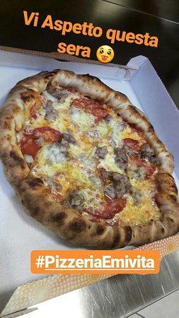 Pizzeria Emivita: Le Nostre Pizze 48/72h 🔝🍕