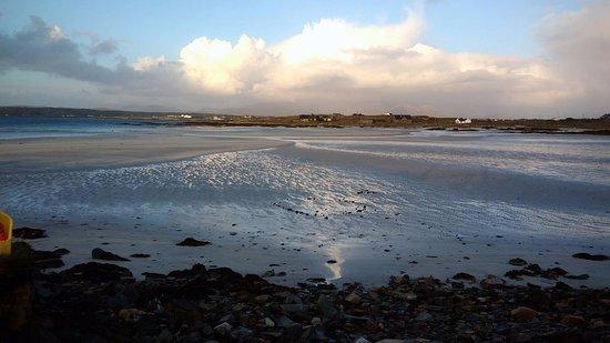 Ballyconneely, أيرلندا: Praia de Ballyconnelly III