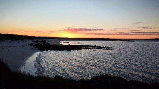 Ballyconneely, أيرلندا: Praia de Ballyconnelly IV