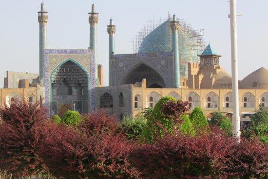 Shah Mosque : Exquisito arte islamico