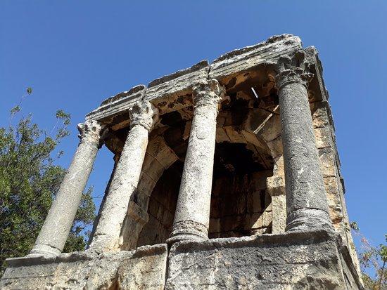 Demircili Anıt Mezarları (Demircili İmbriogon), 30.08.2017, Silifke
