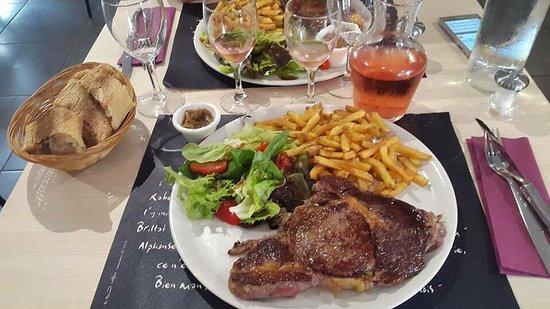 Sérignac-sur-Garonne, France : L'escale