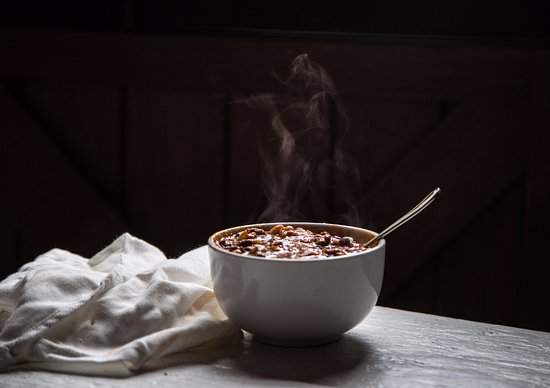 Lititz, Πενσυλβάνια: steaming two bean chili