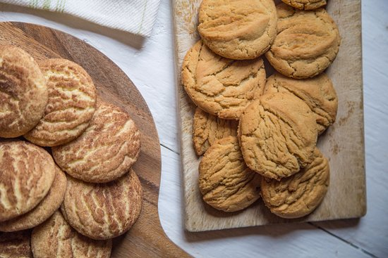 Lititz, Πενσυλβάνια: snicker doodle and peanut butter cookies