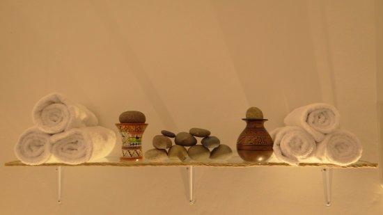 Spa Inka Wonder: hot stone massage