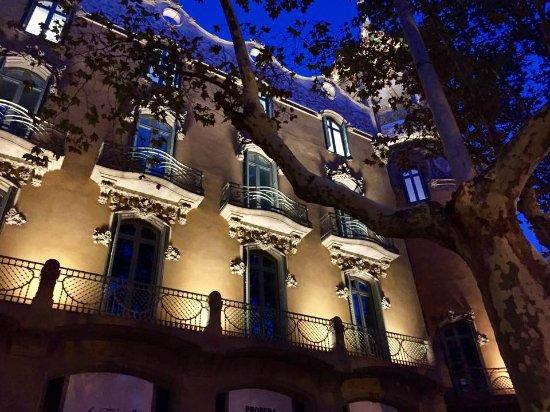 La rotonda, de Barcelona: fotografía de Central Cafe