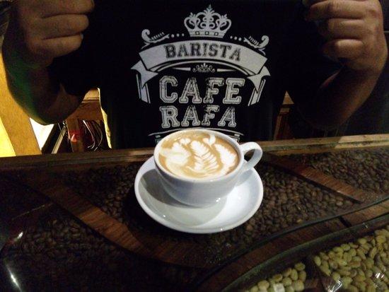 Santiago Atitlan, Guatemala: café orgánico