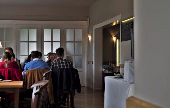 Vienenburg, Tyskland: Teilausschnitt Blick Gastraum