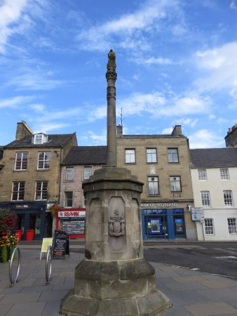 Cupar, UK: from the south