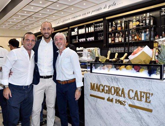 Maggiora Cafe Events & Banqueting dal 1962 : FILIPPO , MARCO e PIERO !!!!