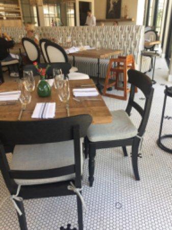 The Restaurant At Leoness Cellars Interior Design
