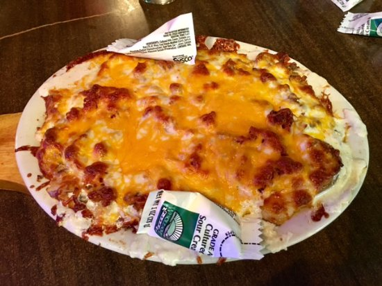 Markle, IN: The Pickle's Breakfast Potato