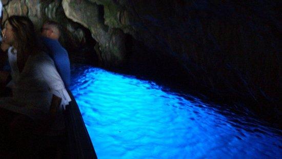 grotta azzurra di Palinuro