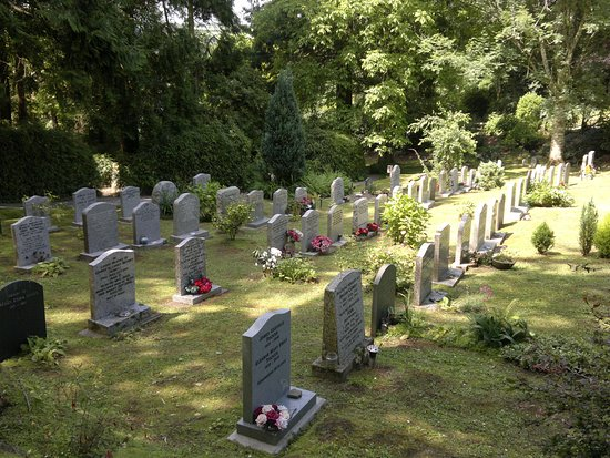 Image result for peaceful cemetery