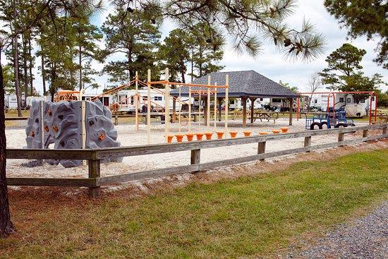Entrance - Picture of New Point RV Resort - Tripadvisor