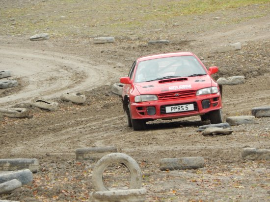 Phil Price Rally School: Car control tuition, even if your only previous experience is from a Playboxnintendowee!