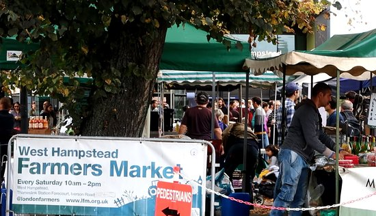 West Hampstead Farmers' Market