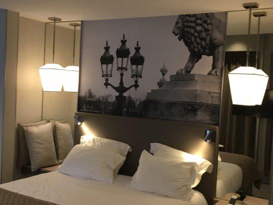 picture of hotel la lanterne paris tripadvisor. Black Bedroom Furniture Sets. Home Design Ideas