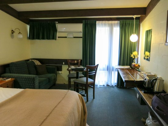 Blackheath Motor Inn: Cosy and comfortable