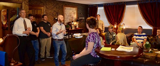 Host your team building event or party at The Exit Room! - Picture ...