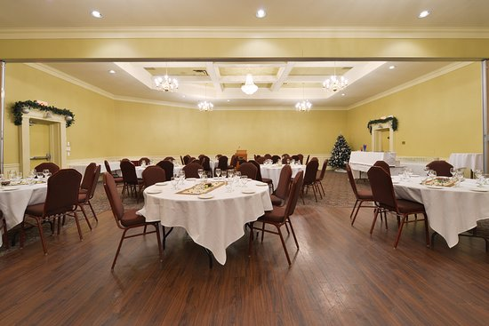 Prestige Hotel Vernon: Meeting and Events Space