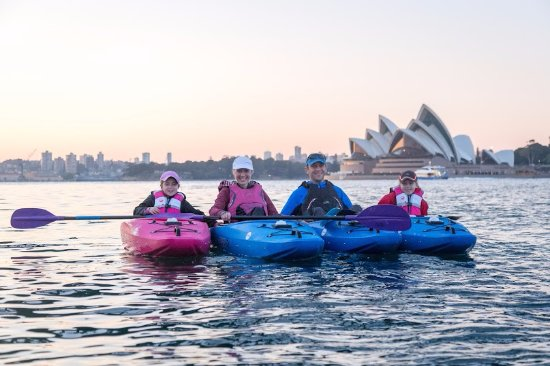 North Sydney, Australie : Kids as young as 7 can do our Sunrise Tour