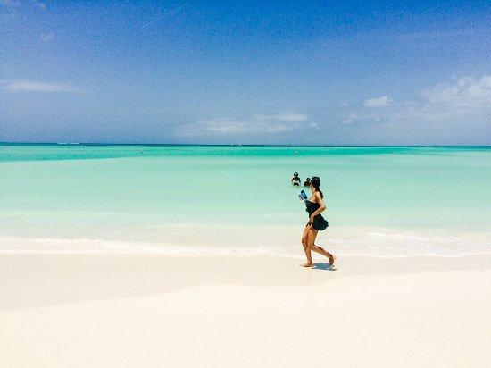 Parrot Cay: Me