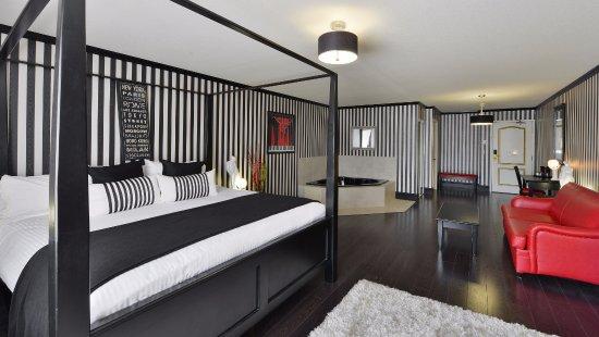 Cranbrook, Canadá: New York Suite