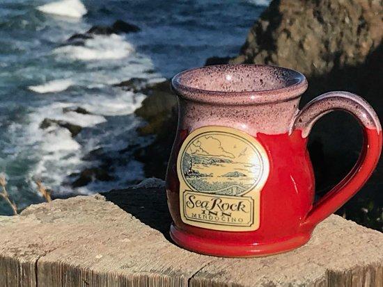 Beautiful Sea Rock Inn Cup