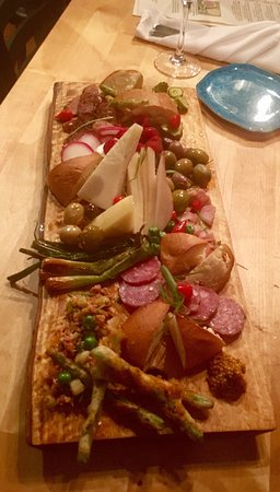 The Nomad Cafe: The Charcuterie plate is Amazing   Need to try