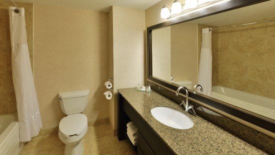 Cranbrook, Canadá: Standard Bathroom