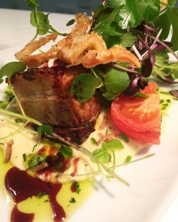 Riverton, Nouvelle-Zélande : Braised Pork Belly