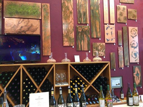 Jerome, AZ: Taken a the winery.