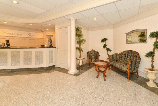 Prestige Inn Nelson: Lobby