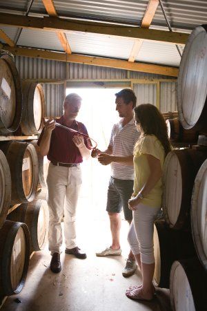 Glossop, Australia: 919 Wines makes multiple-award winning fortified wines.