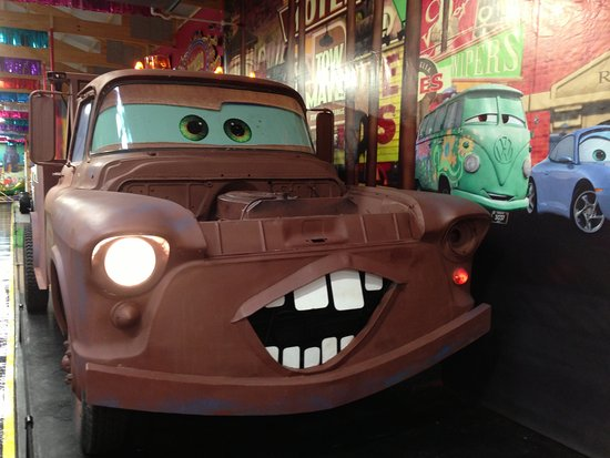 Volo Auto Museum: There are tons of movie cars here