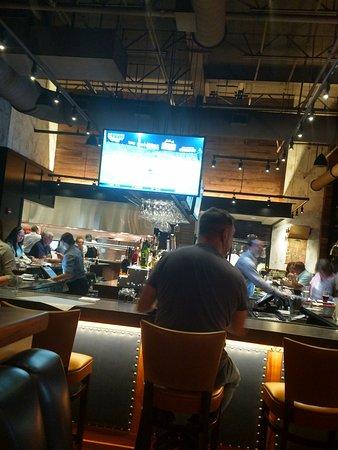 Shrewsbury, MA: TVs at Bar