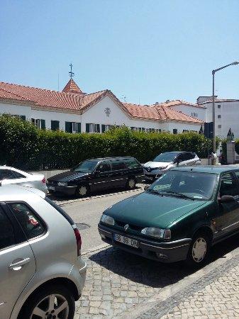 Casa das Irmas Dominicanas : Fachada del Hotel