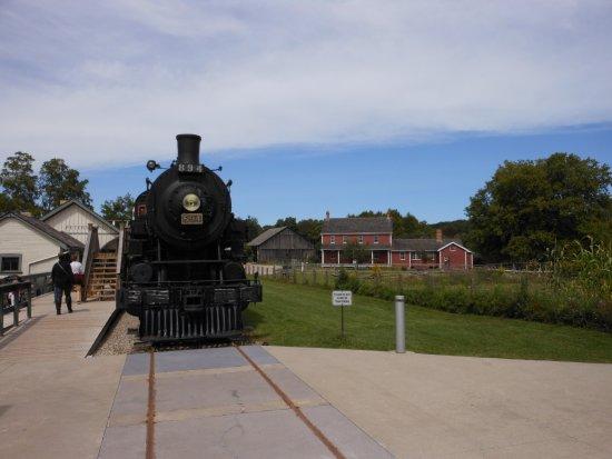 Kitchener, كندا: This wa part of the original railway.