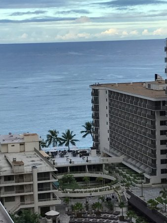 Partial Ocean View High Floor Picture Of Embassy Suites