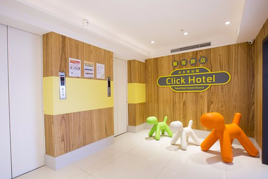 Click Hotel - Taipei Main Station Branch