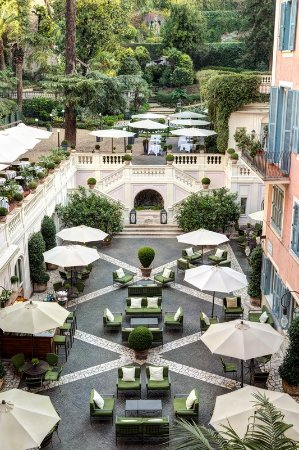 Hotel De Russie Rome Tripadvisor