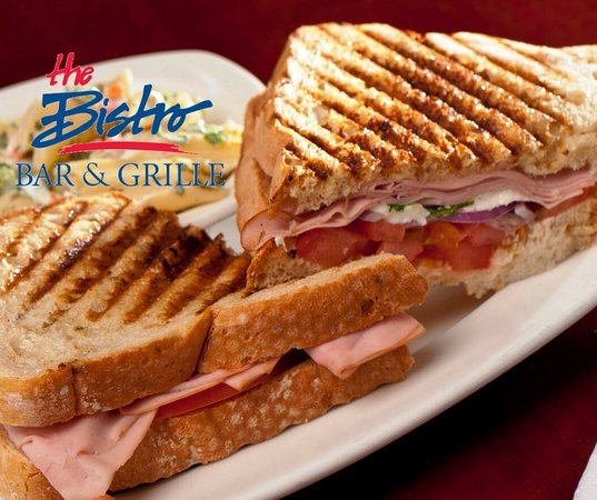 Egg Harbor, WI: I panini you...