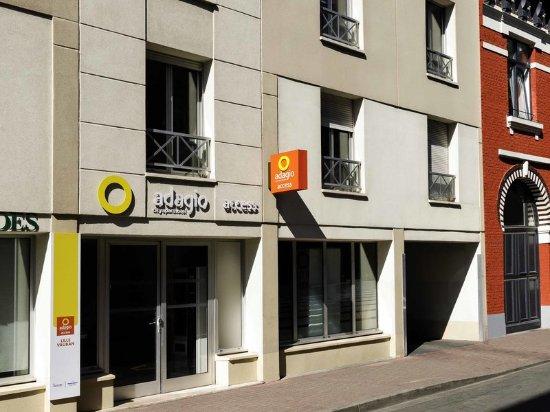 Adagio Access Lille Vauban: Exterior