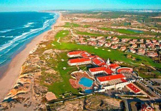 Amoreira, Portugal: Exterior- Aerial View