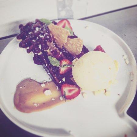 Steenokkerzeel, بلجيكا: dessert
