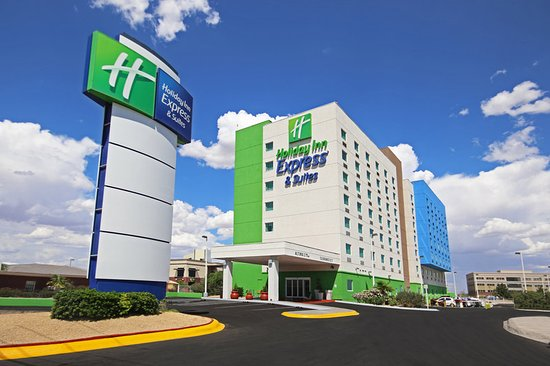 Holiday Inn Express Hotel & Suites Cd. Juarez-Las Misiones : Frontage