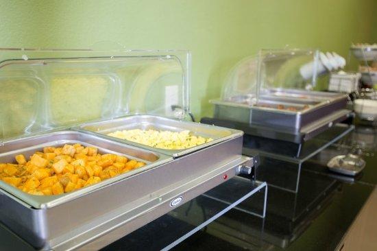 Ingleside, Teksas: Breakfast area